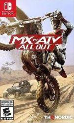 MX vs ATV All Out - Seminovo - Nintendo Switch