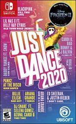 Just Dance 2020 - Seminovo - Nintendo Switch (S/ Case)