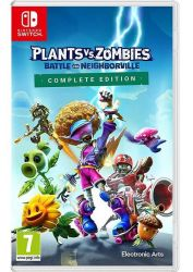 Plants vs Zombies: Battle for Neighborville Complete Edition - Nintendo Switch