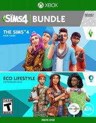 The Sims 4 + Eco Lifestyle - Xbox One