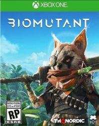 Biomutant - Xbox One / Xbox Series X