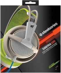 Headset Steelseries Siberia 200 Gaia Green