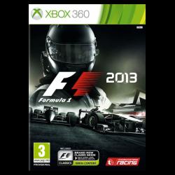 Formula 1 2013 (F1 2013) - Xbox 360