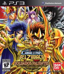 Los Caballeros del Zodiaco: Soldados Valientes - PS3