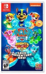 Paw Patrol Mighty Pups Save Adventure Bay - Nintendo Switch