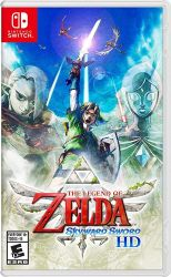 The Legend of Zelda Skyward Sword - Nintendo Switch