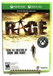 Rage - Xbox 360 / Xbox One