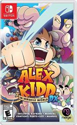 Alex Kidd: In Miracle World DX - Nintendo Switch