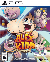 Alex Kidd: In Miracle World DX - PS5