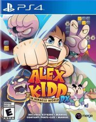 Alex Kidd: In Miracle World DX - PS4
