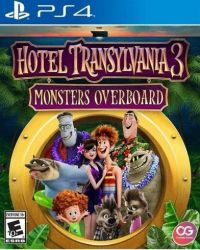 Hotel Transylvania 3: Monster Overboard - PS4