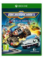 Micro Machines World Series - Seminovo - Xbox One