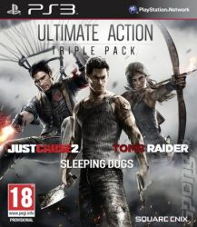 Ultimate Action Triple Pack - Seminovo - PS3