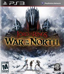 Senhor dos Anéis: Guerra do Norte - Seminovo - PS3
