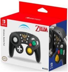 Controle Hori Battle Pad Zelda - NSW-274U - Nintendo Switch