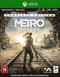 Metro Exodus: Complete Edition - Xbox One / Xbox Series X