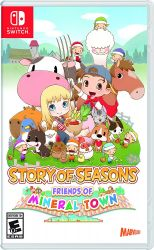 Story of Seasons: Friends of Mineral Town - Nintendo Switch
