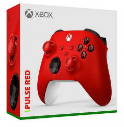 Controle Pulse Red - Xbox Series | Xbox One | PC