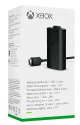 Kit Play & Charge (Bateria Recarregável + Cabo USB) - Xbox Series