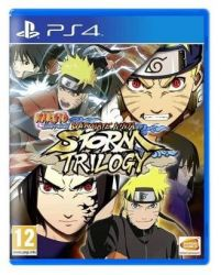 Naruto Shippuden: Ultimate Ninja Storm Trilogy - PS4