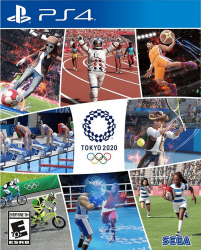 Olympic Games Tokyo 2020 - PS4
