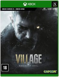 Resident Evil Village - Seminovo - Xbox One / Xbox Series X