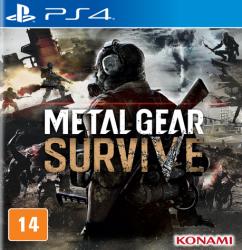Metal Gear Survive - Seminovo - PS4