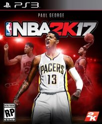 NBA 2K17 - Seminovo - PS3