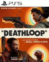 Deathloop - PS5 (Pré-venda)