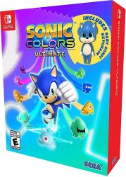 Sonic Colors Ultimate - Nintendo Switch