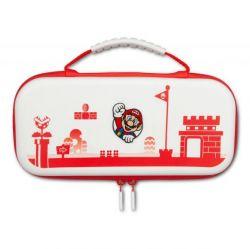 Case Hori Super Mario - Branco - Nintendo Switch Lite