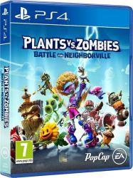 Plants vs. Zombies: Batalha por Neighborville - Seminovo - PS4