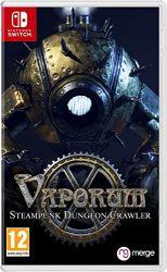 Vaporum: Steampunk Dungeon Crawler - Nintendo Switch