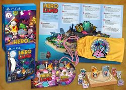 Heroland - Knowble Edition - PS4