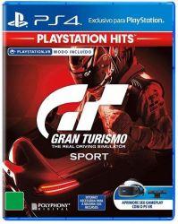 Gran Turismo Sport GT - PS4