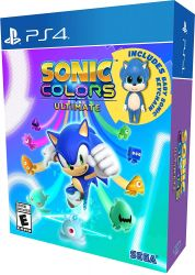 Sonic Colors: Ultimate Launch Edition - PS4