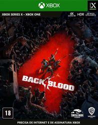 Back 4 Blood - Xbox One / Xbox Series X