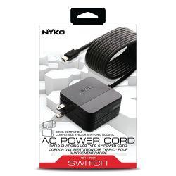 Cabo de Alimentação Nyko AC Power Cord - Switch