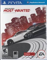 Need for Speed: Most Wanted - PSVITA