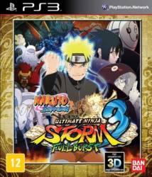 Naruto Shippuden Ultimate Ninja Storm 3: Full Burst - PS3