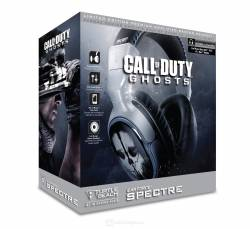 Headset Turtle Beach Call of Duty: Ghosts Spectre - PS3 / PS4 / Xbox 360 / PC