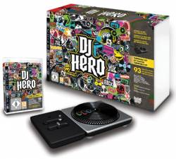 DJ Hero (Bundle) - PS3