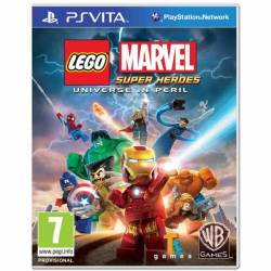 LEGO Marvel Super Heroes - PSVITA
