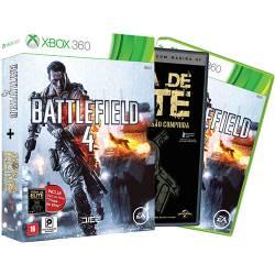 Battlefield 4 + Filme Tropa de Elite - Xbox 360