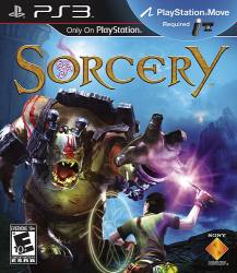 Sorcery (PS Move) - PS3
