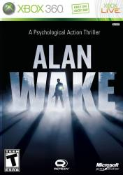 Alan Wake - Seminovo - Xbox 360