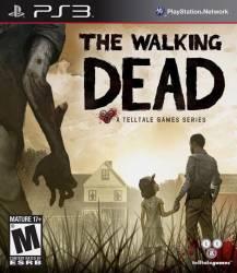 The Walking Dead: A Telltale Game Series - Seminovo - PS3