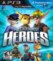 Playstation Move: Heroes - PS3