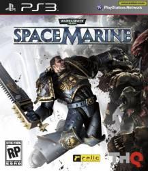 Warhammer 40,000: Space Marine - Seminovo - PS3