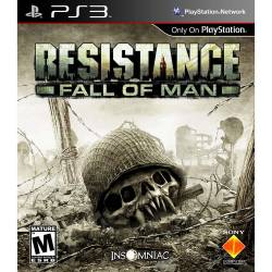 Resistance: Fall of Man - Seminovo - PS3